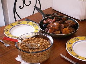 Senegalese cuisine - Thiéboudienne