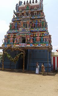 Thiruppaarththanpalli temple in India