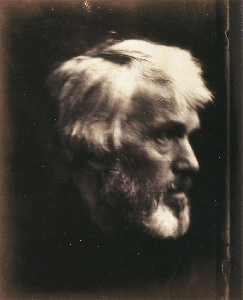 Fichier Thomas Carlyle Profile By Julia Margaret Cameron