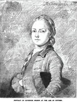 Thomas Nelson Jr. - Thomas Nelson Jr. at age 15