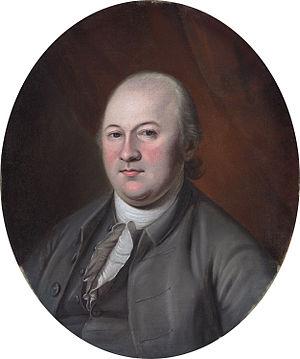 Thomas Wharton Jr. - Image: Thomas Wharton (1735 1778), by Charles Willson Peale (1741 1827)