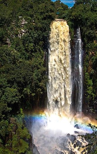 Thomson's Falls - Thomson's Falls.