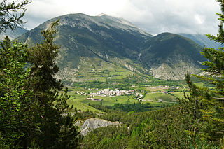 Thorame-Basse Commune in Provence-Alpes-Côte dAzur, France