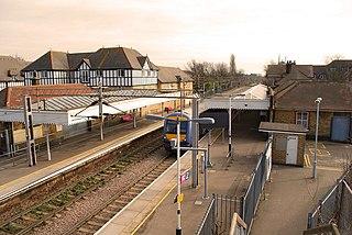 Thorpe Bay railway station
