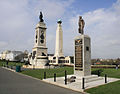 Three monuments at Plymouth Hoe.jpg