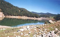 Image illustrative de l'article Lac Tiguelmamine