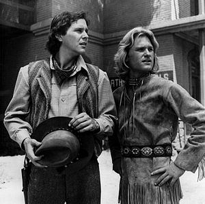 The Quest (1976 TV series) - Tim Matheson and Kurt Russell