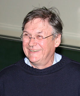 Sir Tim Hunt in februari 2008