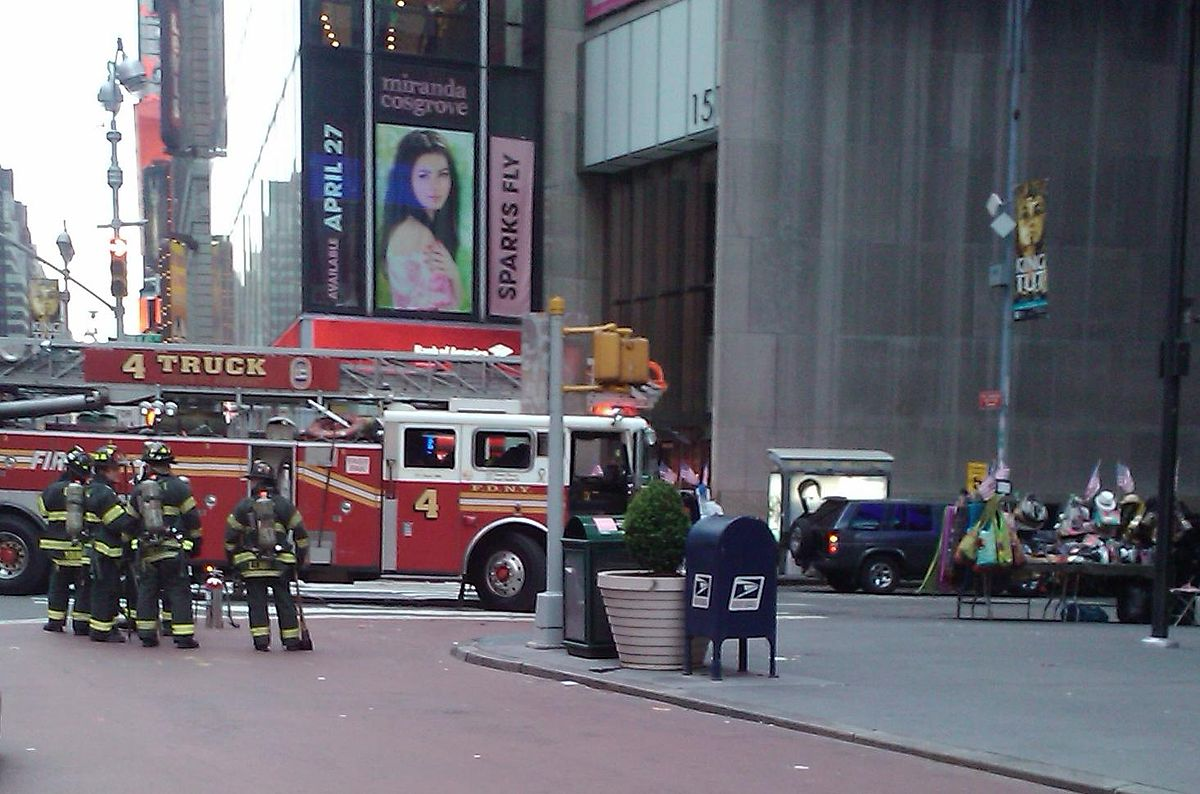 2010 Times Square car bombing attempt - Wikipedia