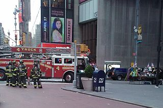 2010 Times Square car bombing attempt Attempted terrorist attack