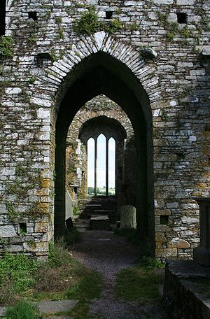 Timoleague Friary - Image: Timoleague Friary Church