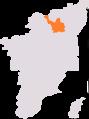 Tiruvannamalai lok sabha constituency.png