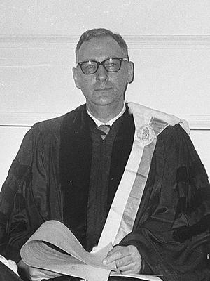 Tjalling Koopmans - Image: Tjalling Koopmans 1967