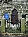 Tockholes United Reformed Church, Doorway - geograph.org.uk - 990725.jpg