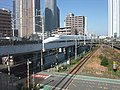 Tokaido Shinkansen viaduct Dai-Ichi Ichinotsubo Bℓ 01.jpg
