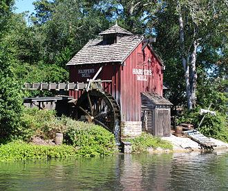 Pirate's Lair on Tom Sawyer Island - Magic Kingdom's Tom Sawyer Island