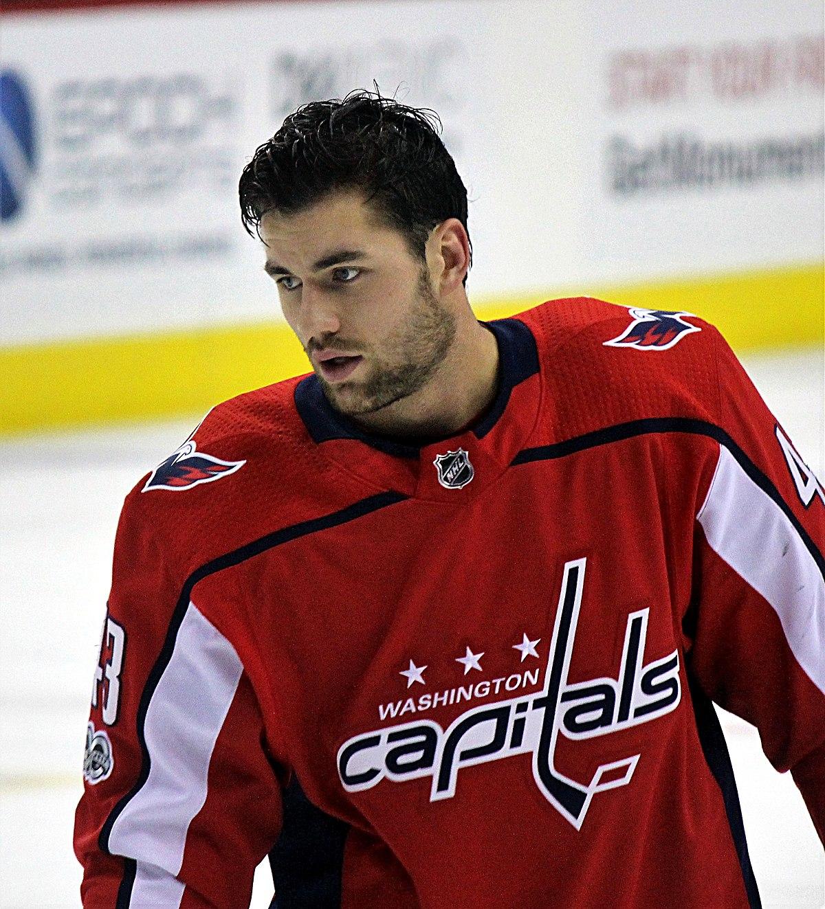 Tom Wilson Ice Hockey Wikipedia