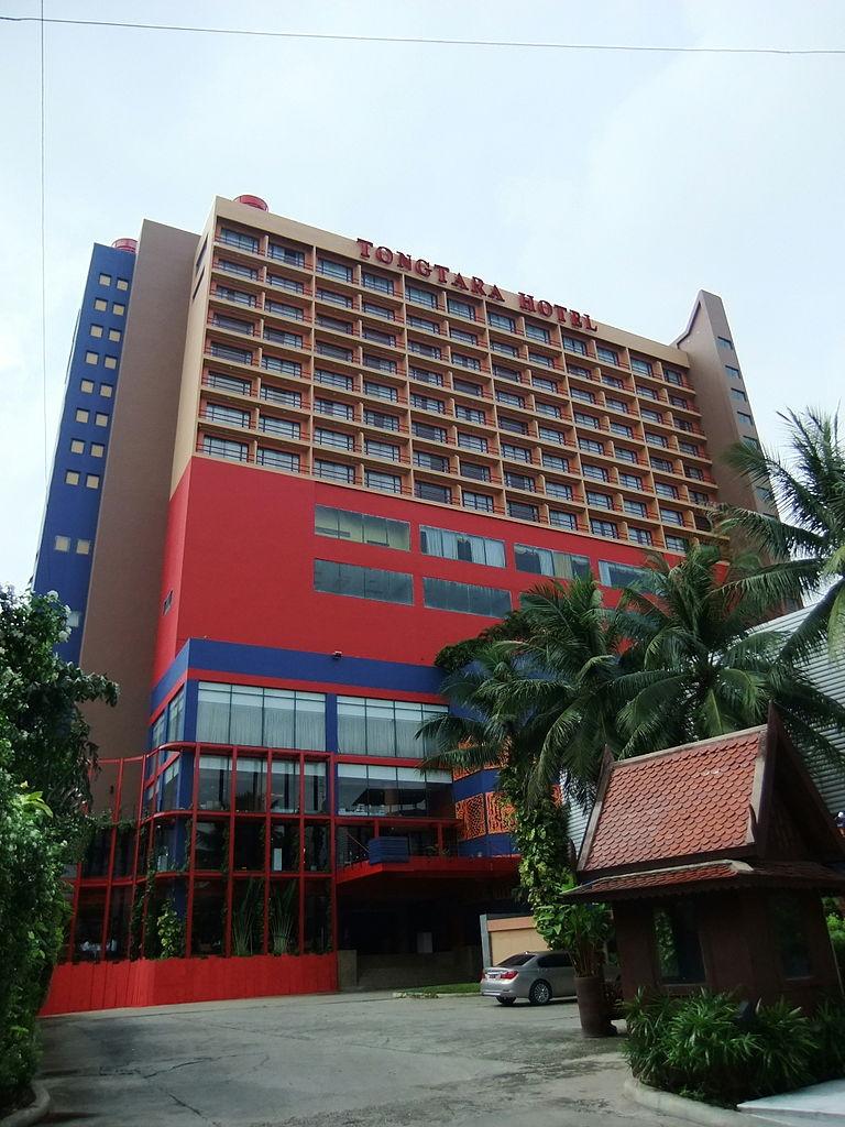 File Tongtara Riverview Hotel In Bangkok Jpg Wikimedia