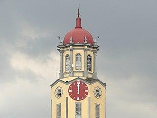 History of Manila