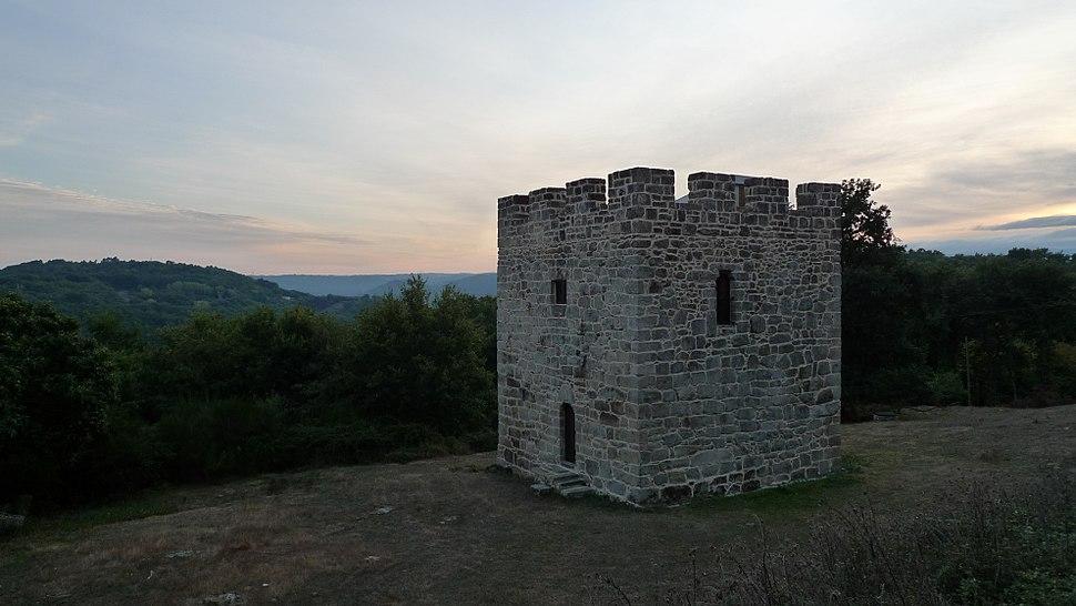 Torre da Candaira - O Saviñao (Lugo)