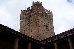Torre del Homenaje.