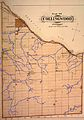 Township of Collingwood, Grey County, Ontario, 1880 -- watercourses traced in blue.jpg