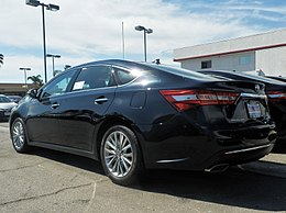 Toyota Avalon XX40 Back P4250827.jpg