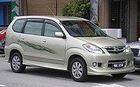 Toyota Avanza thumbnail