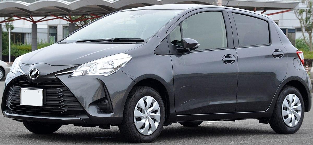 Cars That Start With B >> Toyota Vitz Wikipedia