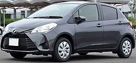 Toyota Vitz Wikipedia