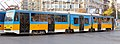Tram in Sofia near Macedonia place 2012 PD 094.jpg