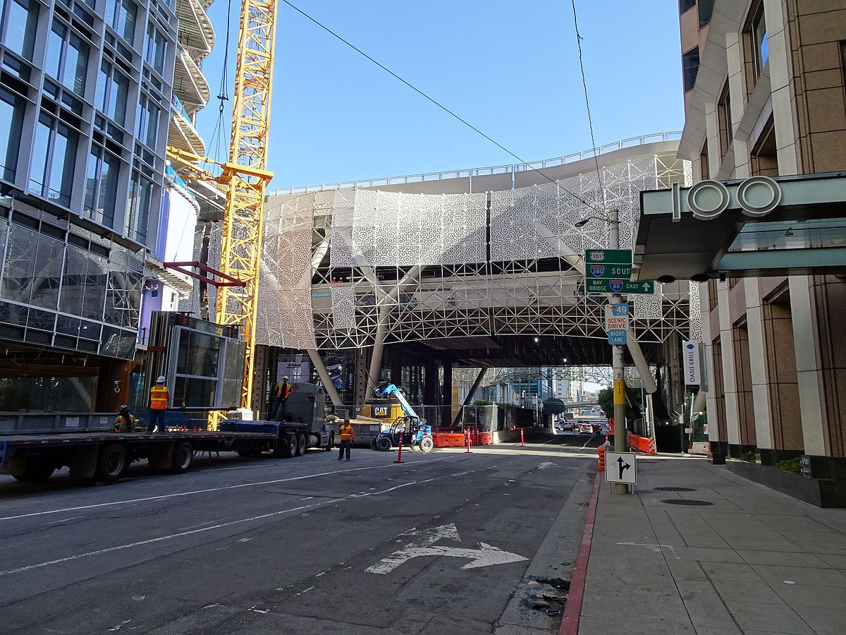 Transbay Transit Center Wikipedia