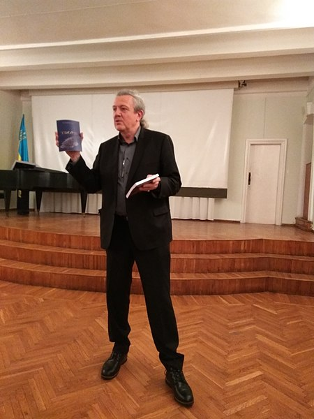 "Translation book of ""Watching the Sky and Thinking a Thougt"" by Mykhaylo Petrenko presentation 23.jpg"