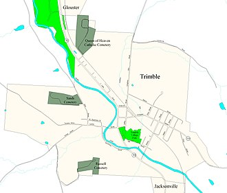 Trimble, Ohio - Image: Trimble ohio