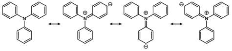 Triphenylamine resonance.png