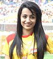 Trisha at Celebrity Cricket League, 2014 (cropped).jpg