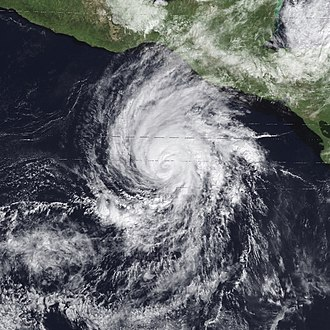 1979 Pacific hurricane season - Image: Tropical Storm Jimena Nov 16 1979 1600Z