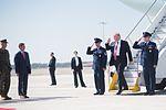 Trump visits MacDill Air Force Base (32376482540).jpg