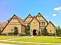 Tudor home in Southlake.JPG