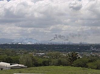 Tula de Allende - Refinery in Tula de Allende