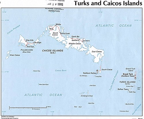Districts of the Turks and Caicos Islands - Wikiwand on jamaica map, world map, nassau map, belize map, cockburn town map, grand turks and caicos, aruba map, calica map, salt cay map, mexico map, providenciales map, curacao map, half moon cay map, st. kitts map, grand cayman map, san juan map, st. thomas map, panama map, charlotte amalie map, swaziland geography map,