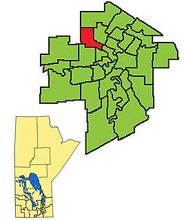 Tyndall Park (electoral district)