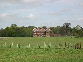 Tyttenhanger House Grade I listed English country house in the United Kingdom