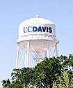UCD Water tower