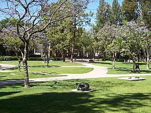 Franklin D. Murphy Sculpture Garden - Image: UCLA Franklin D. Murphy Sculpture Garden picture 4