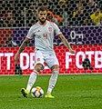 UEFA EURO qualifiers Sweden vs Spain 20191015 Inigo Martinez 2.jpg