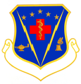 USAF Hospital Wurtsmith emblem.png