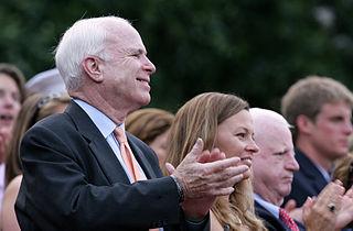 Public image of John McCain