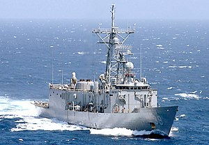 USS Doyle (FFG-39) - USS Doyle FFG-39