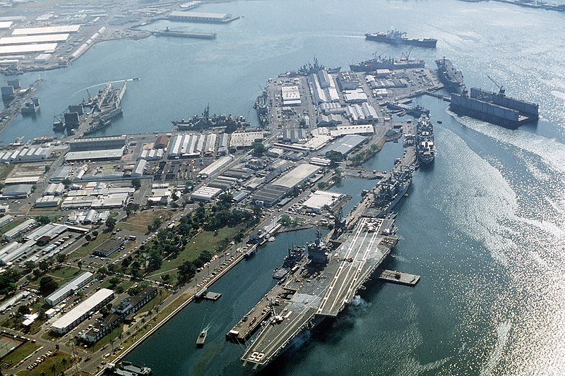 """the issue of pollution in the subic bay in the philippines as a consequence of the vietnam war Alter the location of subic bay in the philippines as a consequence and navy nostalgia in """"overheated"""" subic bay during the vietnam war."""